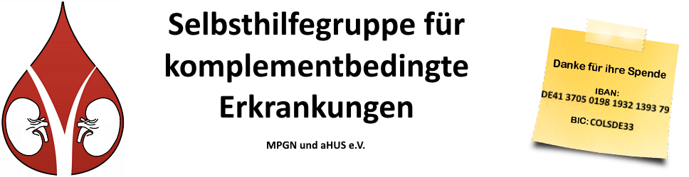 Selbsthilfegruppe für komplementbedingte Erkrankungen